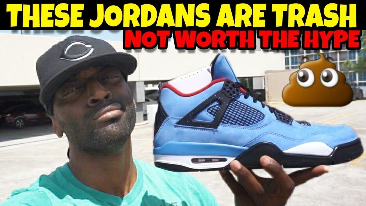 Dont Buy Jordan 4 Travis Scott They Are TRASH Dont Believe The Hype - Don't Buy Jordan 4 Travis Scott They Are TRASH!! Don't Believe The Hype