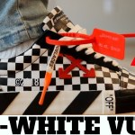 OFF-WHITE BLACK & WHITE CHECK VULC LOW REVIEW! (Compared to Vans Old Skool)