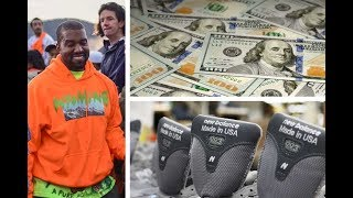 Outside The Box Kanye Wants YEEZYS For EVERYONE New Balance Might Owe You Money - Outside The Box: Kanye Wants YEEZYS For EVERYONE & New Balance Might Owe You Money