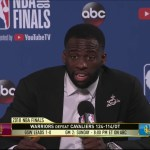 Steph Curry and Draymond Green | Game 1 NBA Finals Press Conference