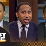 Stephen A. Smith mash-up: Listing everything LeBron James should be praised for | First Take | ESPN