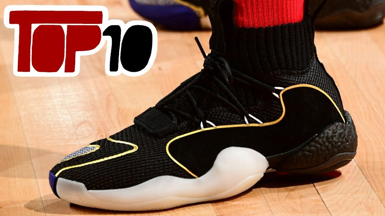 Top 10 Most Comfortable Basketball Shoes Of 2018 - Top 10 Most Comfortable Basketball Shoes Of 2018