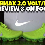 NIKE AIR VAPORMAX FLYKNIT 2 VOLT REVIEW & ON FOOT