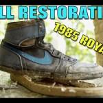 OG 1985 ROYAL 1's FULL RESTORATION! (TRASH TREASURE)
