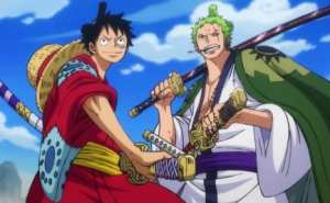 ONEPIECE第919話のサンプル画像