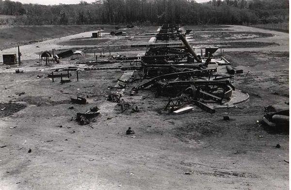 Nuclear Test Site 51 Area