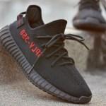 """【抽選開始】2月11日(土)国内販売店舗一覧 adidas Yeezy Boost 350 V2 Black/Red """"Bred"""" CP9652 【アディダス イージーブースト 350V2 販売方法】"""