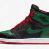 "【2020年発売】Air Jordan 1 Retro High OG ""Pine Green""【エア ジョーダン 1】"