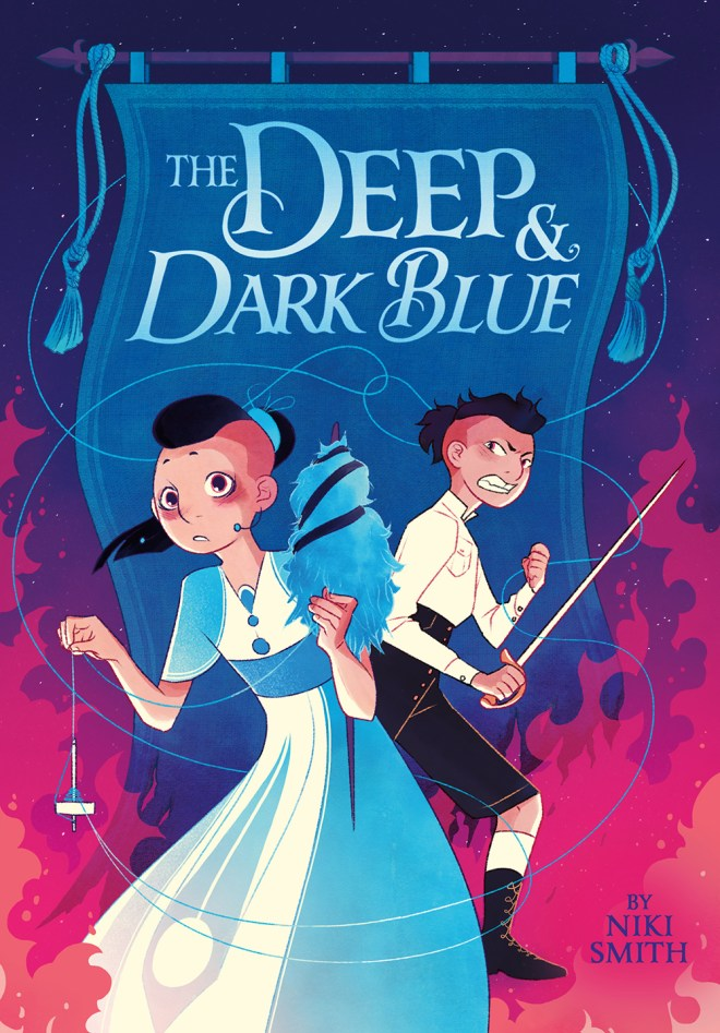 The Deep & Dark Blue – Niki Smith