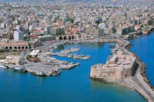 Heraklion Crete Greece