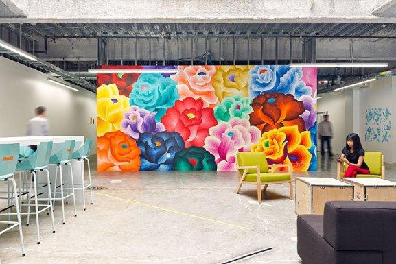 Desain Kantor Paling Keren di Dunia - Desain kantor keren - Facebook 01