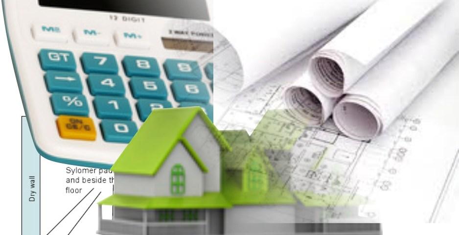 Cara Merancang dan Membuat Data Beban Bahan Bangunan