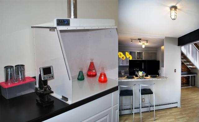 Dapur Sehat Dan Bersih Penerapan Desain Minimalis