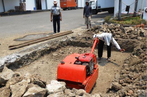 Proses Penting Pembangunan Jalan Raya