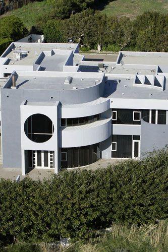 Jon Bon Jovi's Malibu mansion 2006