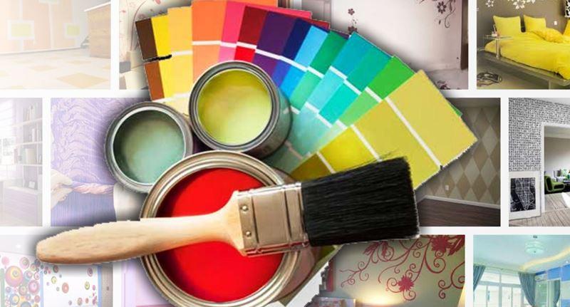 Kombinasi warna cat dinding