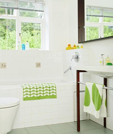 Memilih Material Ubin Kamar Mandi - contoh desain kamar mandi - Bathing Beauty