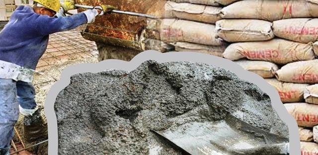 Cara Menangani Konstruksi Semen Secara Tepat