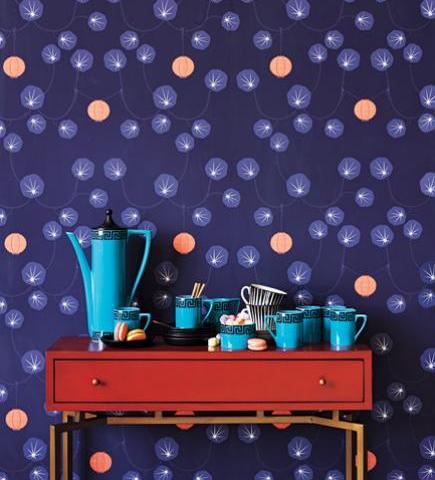 Contoh Desain Wallpaper Dinding yang Cantik
