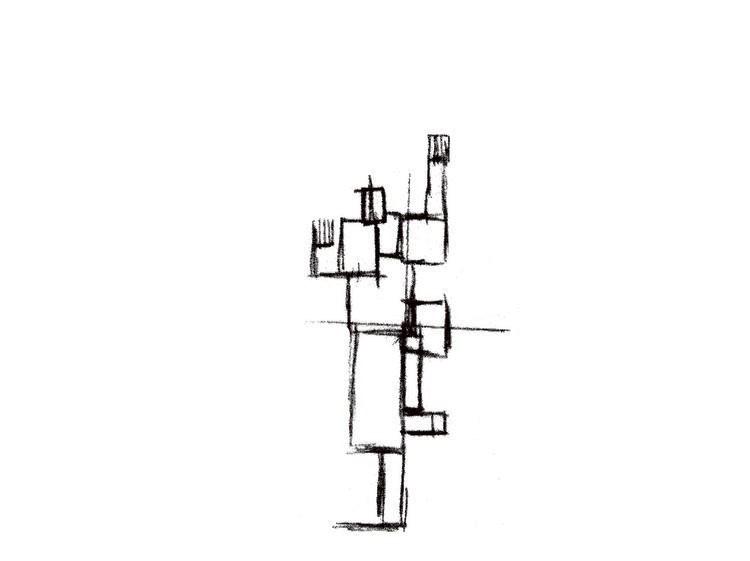 Sketsa Manusia Karya Para Arsitektur Fenomenal