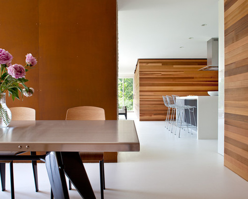 Kontraktor Pelapisan Epoxy Coating Proyek Lantai Gedung - Epoxy Coated Floor midcentury dining room 2