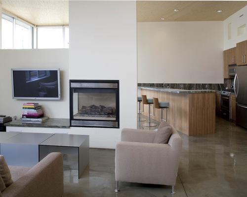 Kontraktor Pelapisan Epoxy Coating Proyek Lantai Gedung - Epoxy Coated Floor modern living room 1