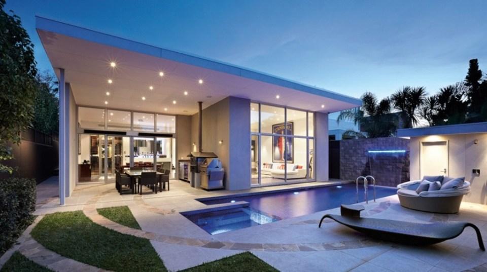 Gambar Desain Rumah Mewah 10