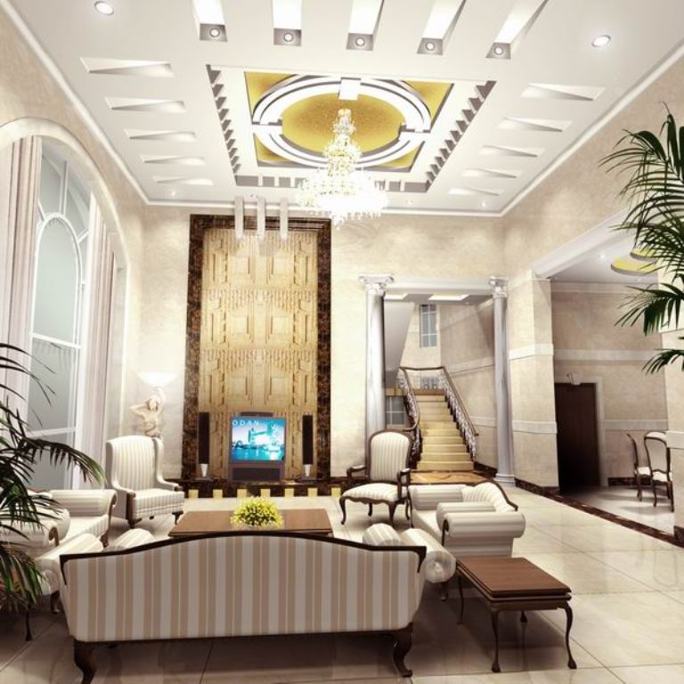 Gambar Desain Rumah Mewah 21