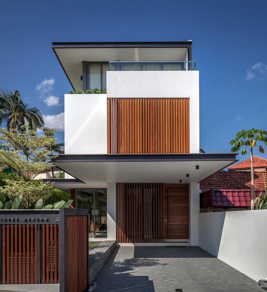 Kontraktor Bangunan Rumah Idaman - Geneng House