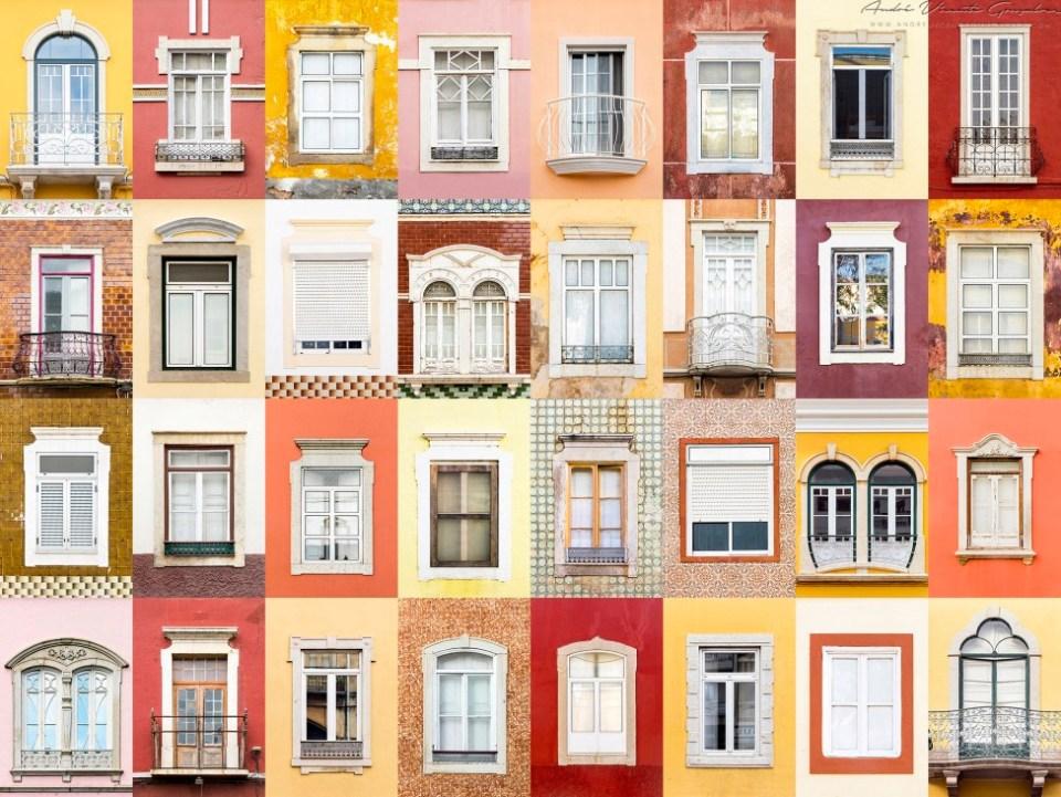 Windows of the World - Faro, Portugal