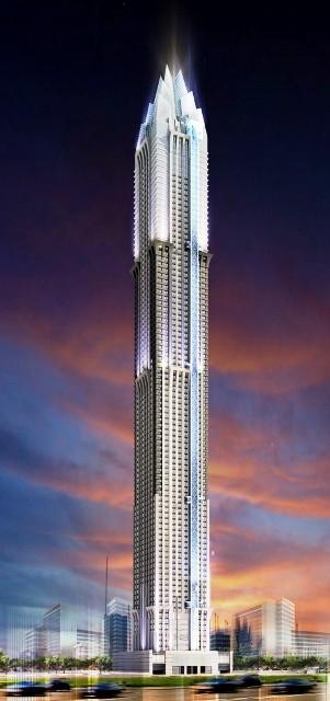 Gedung Tinggi Baru di Dunia Tahun 2015 - Marina-101 1
