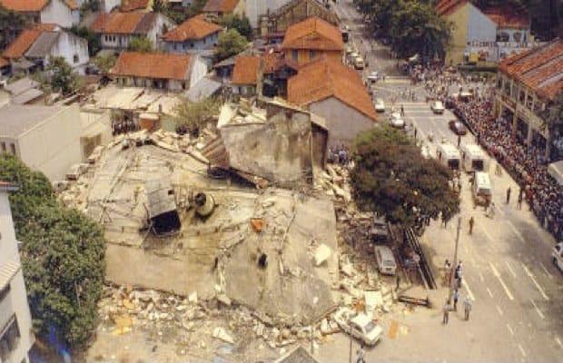Bencana konstruksi terburuk di dunia akibat kesalahan arsitektur