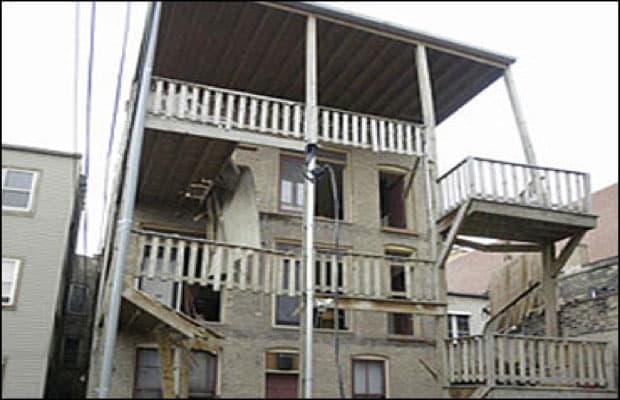 Contoh Terburuk Konstruksi Arsitektur yang Gagal