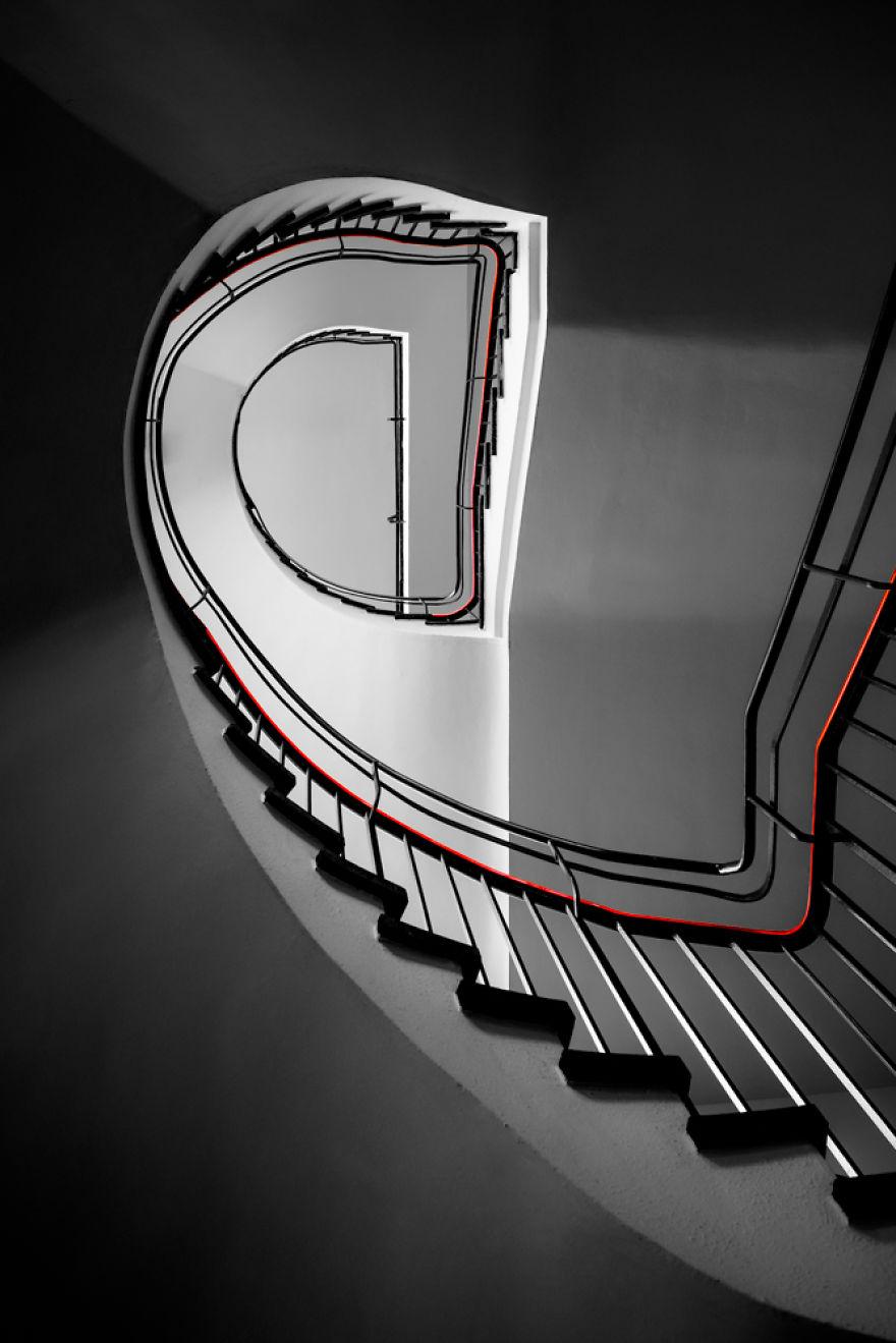 Fotografi Arsitektur Keren oleh Tobias Gawrish dari Jerman