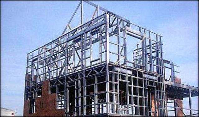 Penggunaan Baja Ringan untuk Bahan Konstruksi