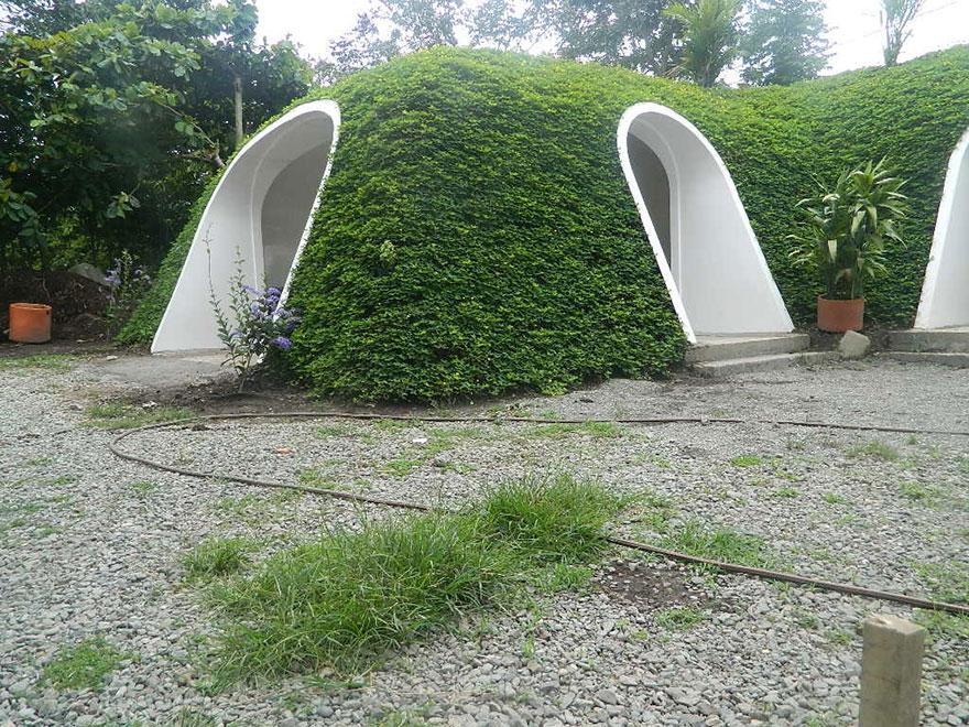 Prefabricated Eco-friendly Modular Hobbit House
