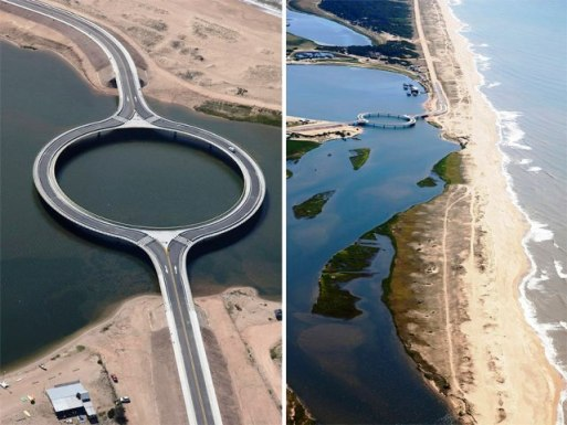 Most Famous Circular Bridges Around the World