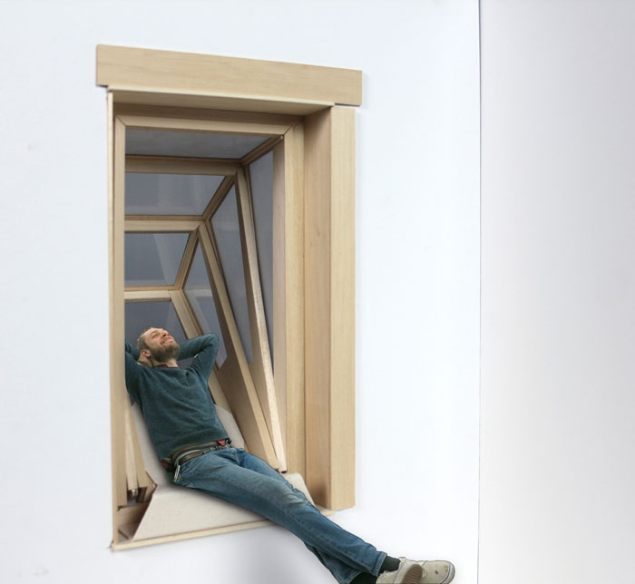 Cool small apartment window designs for outdoor experience