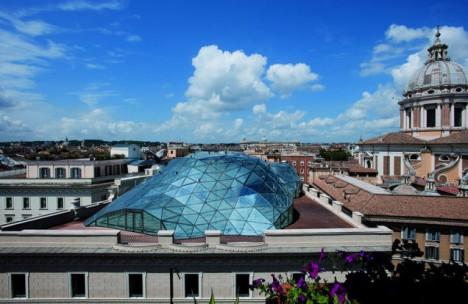 Architectural Shape like Gemstones