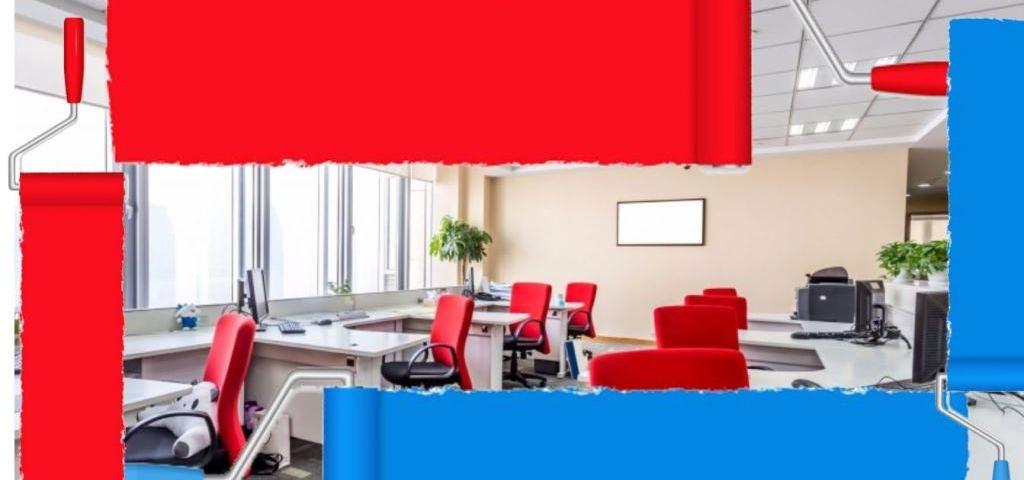 Memilih warna untuk interior kantor