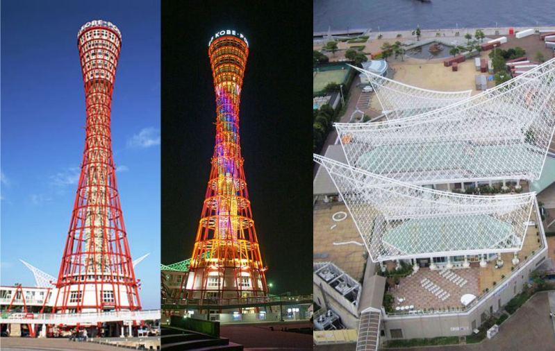 Menara baja dan besi terunik di dunia