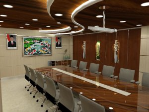 Meeting Room PT Bintang Toejoeh
