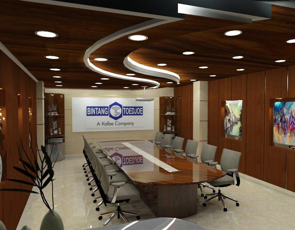 Meeting Room PT Bintang Toejoeh