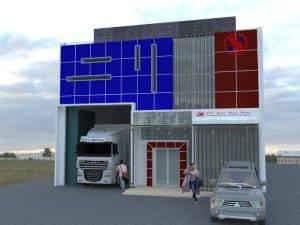 Building Yakin Maju Sentosa Karawang
