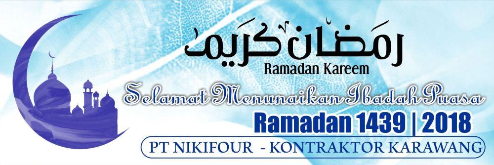 Selamat Menyambut Bulan Puasa Ramadhan 1439H 2018
