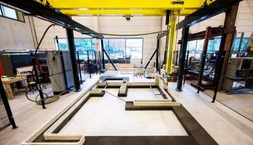 Penggunaan Teknologi Robot Konstruksi Terkini | Interior Design 3D