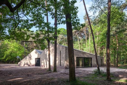 Reset architecture, Sint-Michielsgestel,Belanda