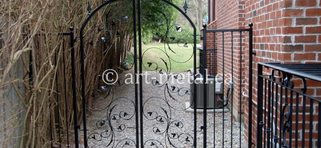 Gerbang Aluminium: 80 Ide Bikin Cantik Pintu Masuk Rumah Anda
