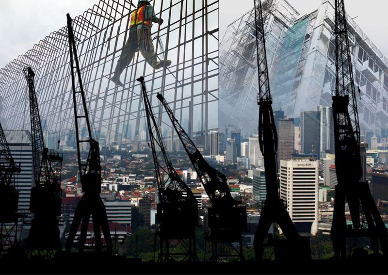 Jenis-jenis Pekerjaan Infrastruktur dan Konstruksi Indonesia