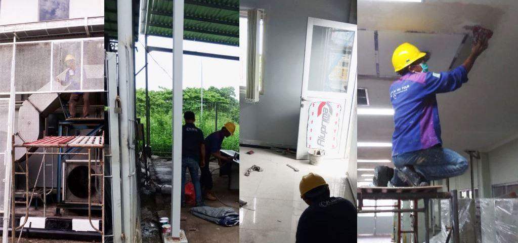 Tantangan dalam Building Maintenance PT Nikifour Kontraktor di Karawang